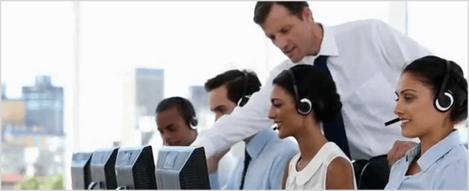 call center sales training techniques
