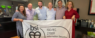 Vox earns ISO 9001 and ISO/IEC 27001 Certification