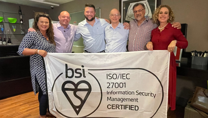 ISO Certification | Vox ISO 27001 | ISO 9001| group image